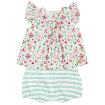 Conjunto-Infantil---Bata-e-Shorts-Balao---Floral---Livy-Malhas---P