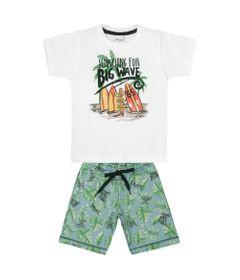 Conjunto-Infantil---Camisa-Manga-Curta-e-Bermuda---Surf---Branca---Livy-Malhas---1