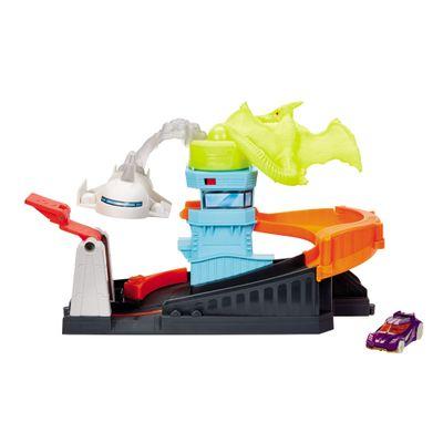 Pista-Hot-Wheels---Ataque-do-Pterodactilo-no-Aeroporto---Mattel