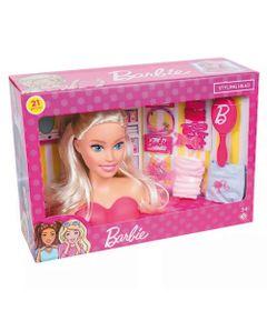Busto-de-Boneca---Barbie---Hair-Styling---20-Pecas---Pupee