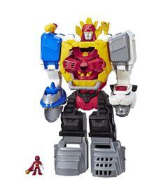Figura-Transformavel---71Cm---Power-Rangers---Beast-Morphers---Poderoso-Megazord-Morfador---Hasbro