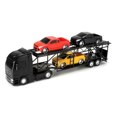 caminhao-cegonheira-com-3-veiculos-diamond-truck-roma-jensen-preto-1329_Frente