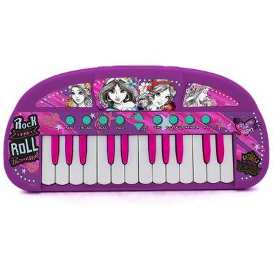 Teclado-Musical---Princesas-Disney---Roxo---Toyng