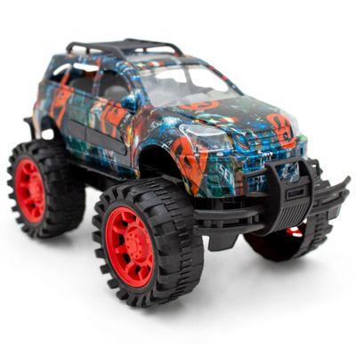 carro-de-friccao-disney-marvel-spider-man-pickup-estampada-toyng-39203_Frente