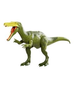 figura-basica-jurassic-world-2-roavivores-baryonyx-verde-mattel-FMM23_Frente