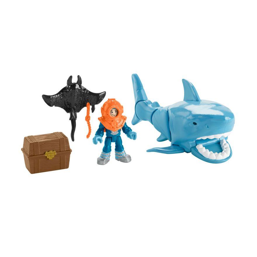 figura-e-veiculo-19cm-imaginext-tubarao-e-mergulhador-fisher-price-GKG79-GKG78_Detalhe1