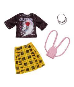 acessorios-de-boneca-barbie-fashionistas-conjunto-blusa-e-saia-mattel-FND47_Frente