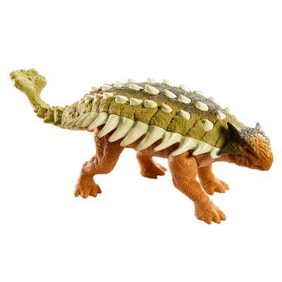 figura-basica-jurassic-world-2-roavivores-ankylosaurus-verde-mattel-FMM23_Frente