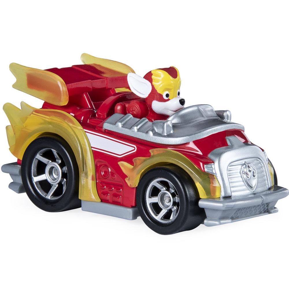 Mini Veículo - Patrulha Canina - Resgate Extremo - Marshall - Mod 2 - Sunny