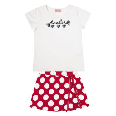Conjunto-Infantil---Camisa-Anchor-e-Saia---Algodao-e-Elastano---Branco---Duduka---4