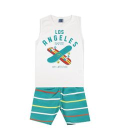 Conjunto-Infantil---Camiseta-Regata-Skate-e-Bermuda---Algodao-e-Poliester---Branco---Duduka---4