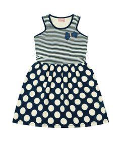 Vestido-Infantil---Top-Listrado---Algodao-e-Elastano---Marinho---Duduka---6