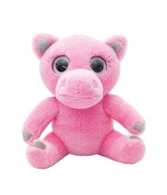 Pelucia-15-Cm---Urso-Rosa---Wild-Planet_Frente