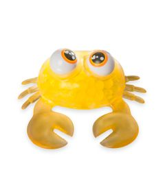mini-figura-esticavel-orb-bubbleezz-animals-caranguejo-amarelo-sunny-2121_Frente