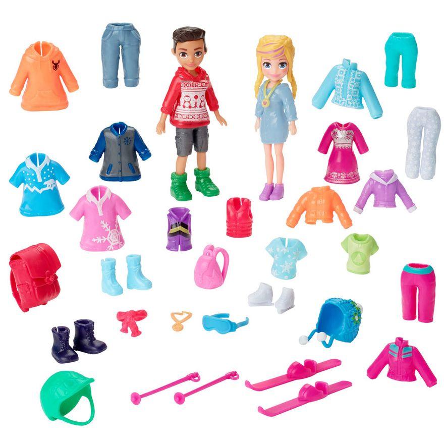Bonecas-Polly-Pocket---Kit-Diversao-na-Neve---Mattel