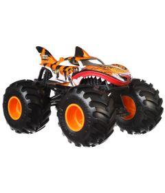 Veiculo-Hot-Wheels---1-24---Monster-Trucks---Tiger-Shark---Mattel