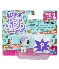 Mini-Figura---Littlest-Pet-Shop---Serie-2---Dash-Horseton-e-May-Duckly---Hasbro