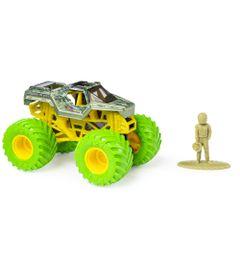 Mini-Veiculo-e-Figura---1-64---Monster-Jam---Soldier-Fortune---Sunny