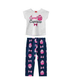 Conjunto-Infantil---Blusa-e-Legging---Meia-Malha---Cupcake---Mescla---Kyly---1