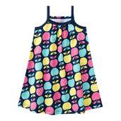 Vestido-Infantil---Meia-Malha---Macas---Azul-Marinho---Kyly---1