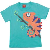 Camiseta-Masculina---Meia-Malha---Camaleao---Verde---Kyly---1
