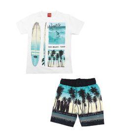 Conjunto-Infantil---Camiseta-e-Bermuda---100-Algodao---Prancha-E-Surfista---Branco---Kyly---4
