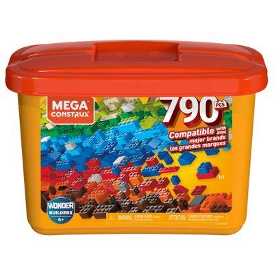 Blocos-de-Montar---Mega-Construx---Wonder---Mattel