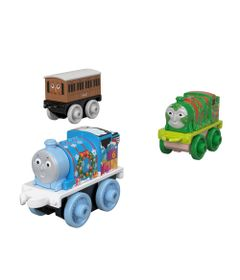 Mini-Veiculos---Thomas-e-Friends---Minis---Percy-Clarabell-e-Henry---Fisher-Price