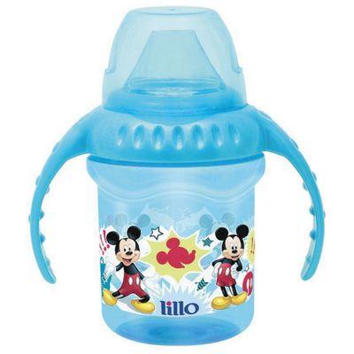 Copo-de-Treinamento-com-Alca---230Ml---Disney---Mickey-Mouse---Lillo