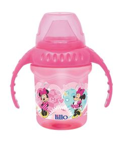 Copo-de-Treinamento-com-Alca---230Ml---Disney---Minnie-Mouse---Lillo