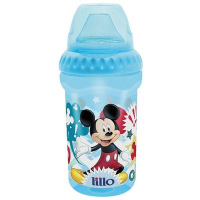 Copo-com-Bico-de-Silicone---Disney---Mickey-Mouse---Lillo