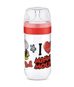 Mamadeira-Transparente---300Ml---Super-Evolution---Disney---Minnie-Mouse---Lillo