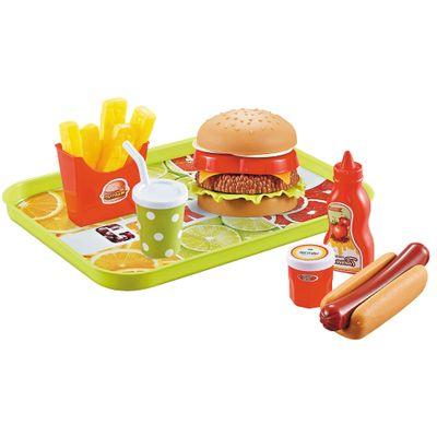 Brincadeira-de-Casinha---Mini-Chef---Conjunto-Lanchonete---Hamburger---Xalingo