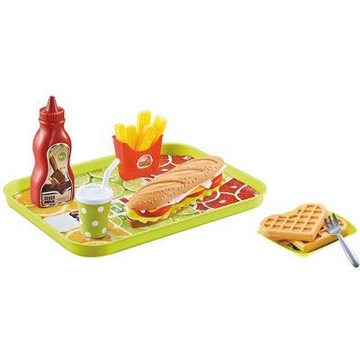 Brincadeira-de-Casinha---Mini-Chef---Conjunto-Lanchonete---Sanduiche---Xalingo