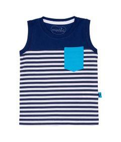 camiseta-regata-com-bolso-100-algodao-azul-marinho-minimi-1-00657_Frente