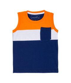 camiseta-regata-com-bolso-100-algodao-azul-marinho-minimi-1-00654_Frente