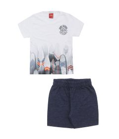 Conjunto-Infantil---Camiseta-e-Bermuda---100-Algodao---Pranchas-Surf---Branco---Kyly---2