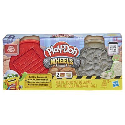 Conjunto-Massa-de-Modelar---Play-Doh---Wheels---Massa-de-Construcao---Hasbro
