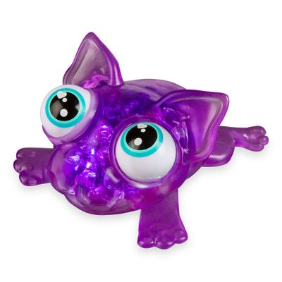 Mini-Figura-Esticavel---ORB-Bubbleezz-Animals---Cachorro-Roxo---Sunny