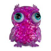 Mini-Figura-Esticavel---ORB-Bubbleezz-Animals---Coruja-Roxa---Sunny