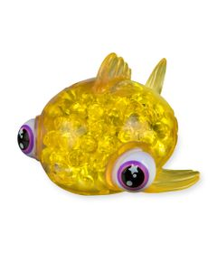 Mini-Figura-Esticavel---ORB-Bubbleezz-Animals---Peixe-Amarelo---Sunny