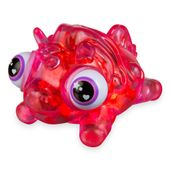Mini-Figura-Esticavel---ORB-Bubbleezz-Animals---Unicornio-Laranja---Sunny