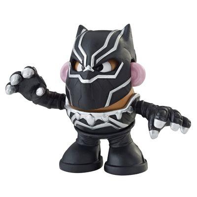 Mini-Figura-Transformavel---Mr.-Potato-Head-Black-Panther---Hasbro