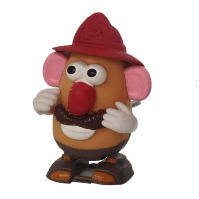 Mini-Figura---Disney---Toy-Story---Mr.-Potato-Head---Chapeu-Vermelho---New-Toys_Frente