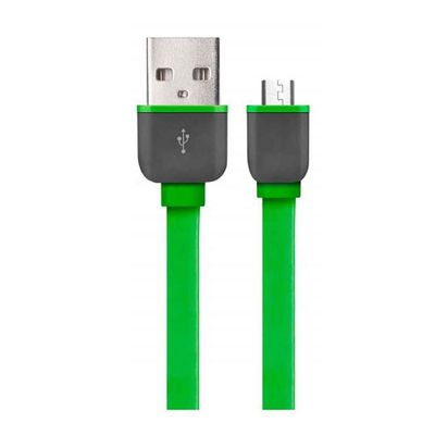 cabo-micro-usb-1m-smartgo-verde-multikids-WI298_Frente