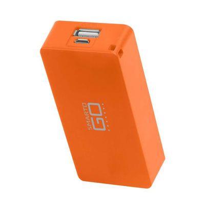 carregador-portatil-power-bank-smartgo-laranja-multikids-CB097_Frente