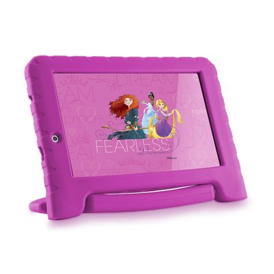 tablet-7-polegadas-android-1gb-memoria-ram-disney-princesas-rosa-multikids-NB81_Frente