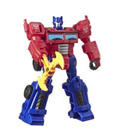 Figura-Transformers---Cyberverse-Scout---Optimus-Prime---Hasbro