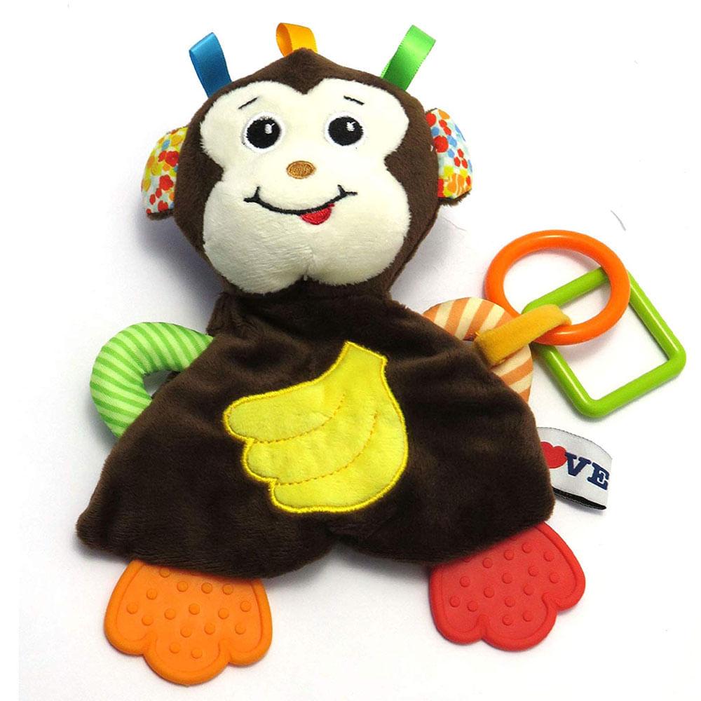 Mordedor de Atividades - Macaco - Love