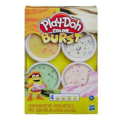 massa-de-modelar-play-doh-core-color-burst-laranja-areia-verde-e-rosa-hasbro-E6966_Frente